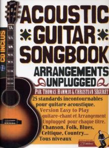 Acoustic Guitar Songbook-Christian Séguret - Thomas Hammje