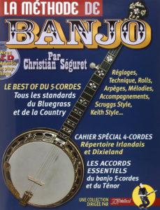 La Méthode de Banjo-Christian Séguret