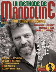 La Méthode de Guitare Country-Christian Séguret