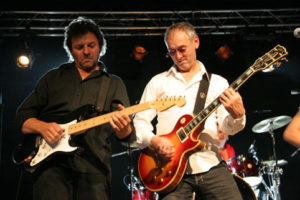 Christian Séguret-Michael Jones-Tournée 2008