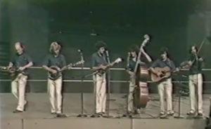 Christian Séguret-Transatlantic Bluegrass Band-Rochester-1981